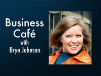 Business Café – Leadership: Accelerated Power, Influence and Profits in Business with guest Maria Gamb