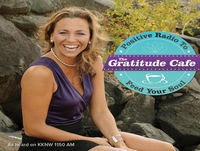 The Gratitude Café: Opening possibilities | Healin