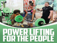 Powerlifting for the People Para Coach Caitlin Brown