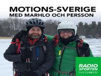 Persson och Marhlo testar armborst