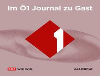 Im Ö1 Journal zu Gast (13.01.2018)