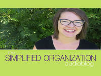 SO066: 15 Minutes is All You Need - Simplified Organization Audio Blog - productivity with joy for homemakers