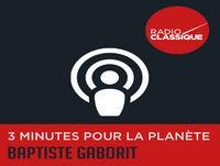 3 minutes pour la planète du 18/09/2019 06h54