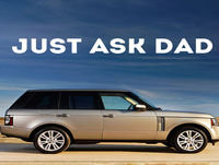 Just Ask Dad - Episode 001 - Buying A Used Car - Land Rover Ranger Rover Review