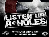 Listen Up A-Holes #15. Agents of S.H.I.E.L.D. (S1.8-11)
