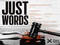 You are invited: Join the 2SER team for a LIVE recording of Just Words - sponsored by Audiocraft