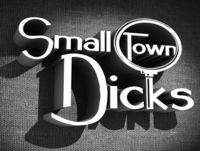 S03 E11 Stolen - Small Town Dicks Podcast
