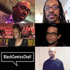 BlackComicsChat Podcast 101 - Shawn Pryor - Ignition