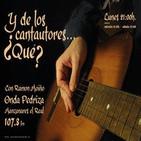 100 CARLOS CHAOUEN. Compositor, poeta, cantante, músico sin etiquetas 'las etiquetas limitan más que ayudan a definir'