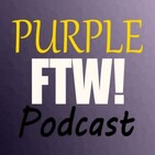 Purple FTW! Podcast - Week 8 Vikings-Bucs Recap - Anthony (Level Boss) Barr