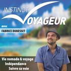 Instinct Voyageur Podcast : Vie nomade & voyage :