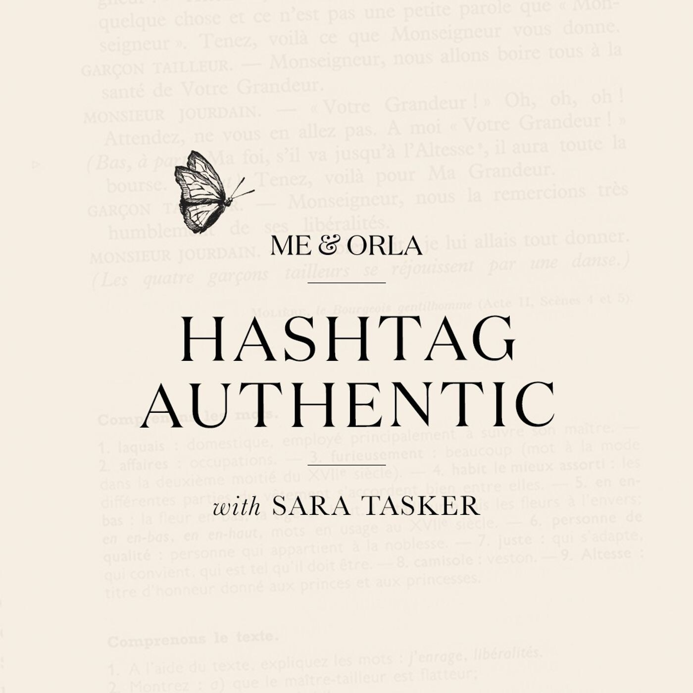 Hashtag Authentic - for Instagram, Blogging and be