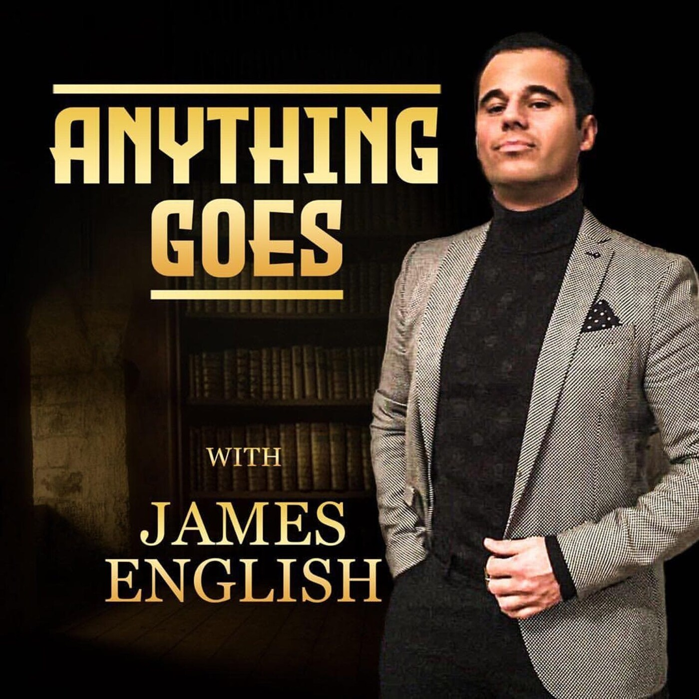 Anything Goes Ep 128 - Undercover copper Peter Bleksley tells his story
