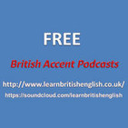 British Accent Podcasts