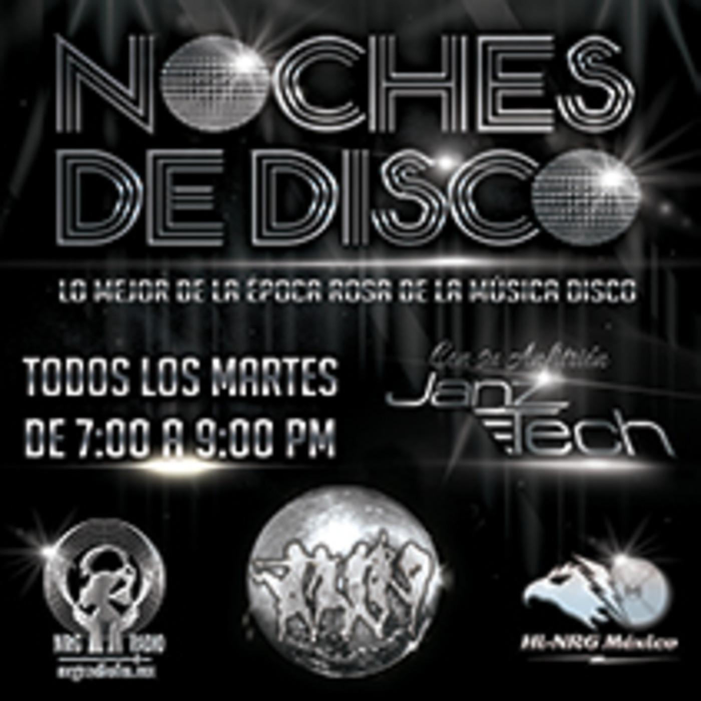 Noches de Disco de NRG Radio FM