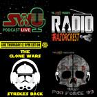 The SWU Podcast LIVE | Radio Razorcrest: Chapter One