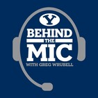 BYU OL coach Eric Mateos post-practice interview, Oct. 21