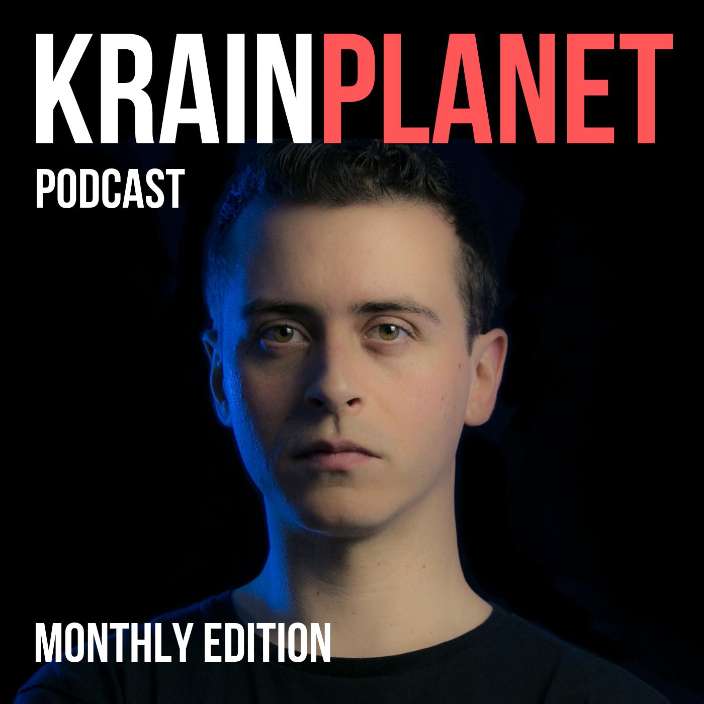 Krain Planet 005 - With new music from Boris Brejcha, DJ Rush & Gary Beck, Metodi Hristov, Avision, Tiger Stripes...