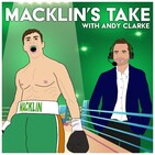 Macklin's Take #54 with Glynn Evans