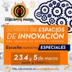 Semana de Espacios de Innovación - Reto Wiki, día 2