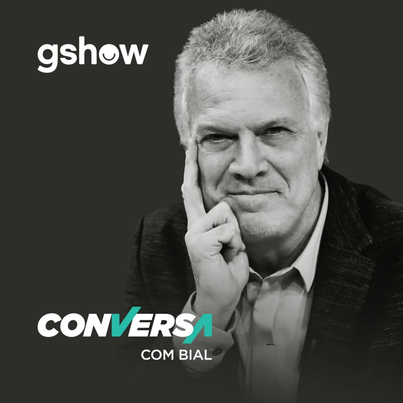 João Emanuel Carneiro conversa com Pedro Bial