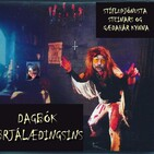 1. Dagbókin opnuð