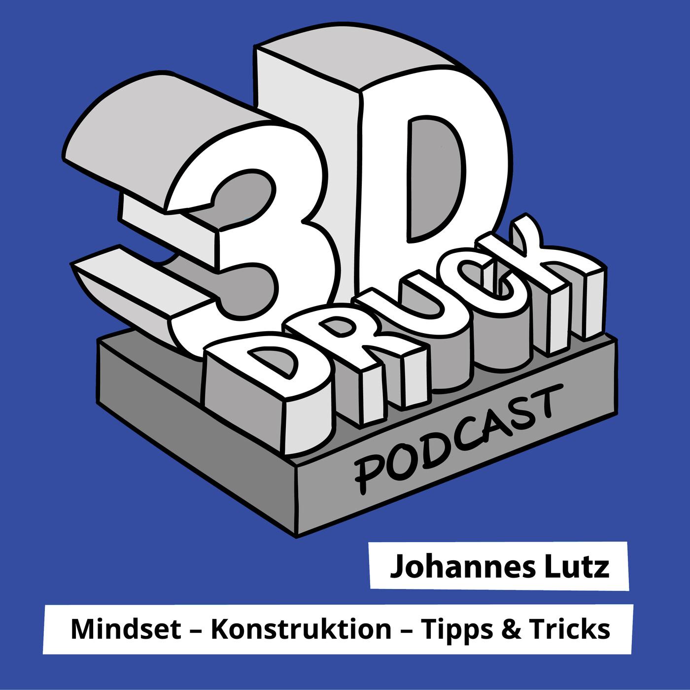 #094 Darum funktioniert 3D-Druck oft nicht.