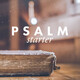 Psalm Seventy-Seven: Part Two