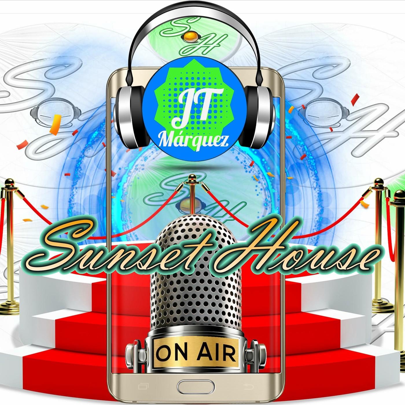 SUNSET HOUSE P6/3T - Domingo 16FEB19 - JTM Radio Funky
