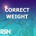 Correct Weight review Sunday 13/01/2019