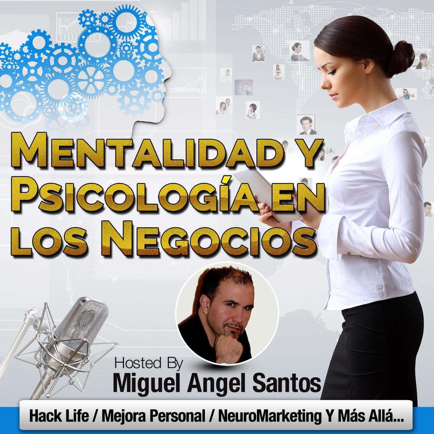 Episodio 2 Caminando con Miguel Angel Santos Neurocoach de Negocios NeuroMarketing