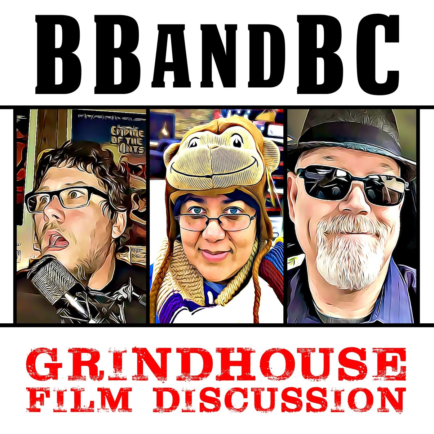 BBandBC Podcast EP01 - Nightmare City in Ong-Bak