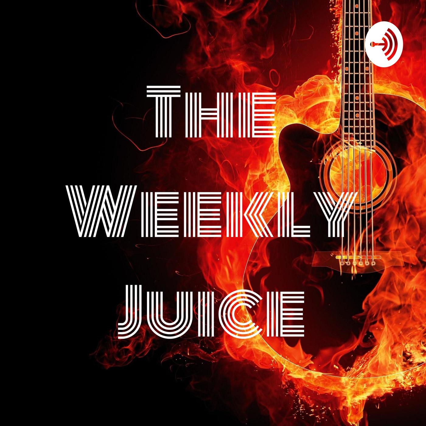 Your Weekly Juice October 19, 2020