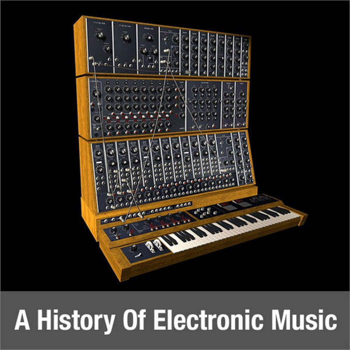 A History Of Electronic Music Part 11 - Brian Eno's Non-Ambient Works