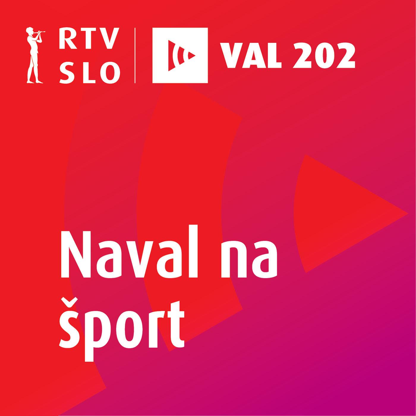 Naval na šport ob 17:45