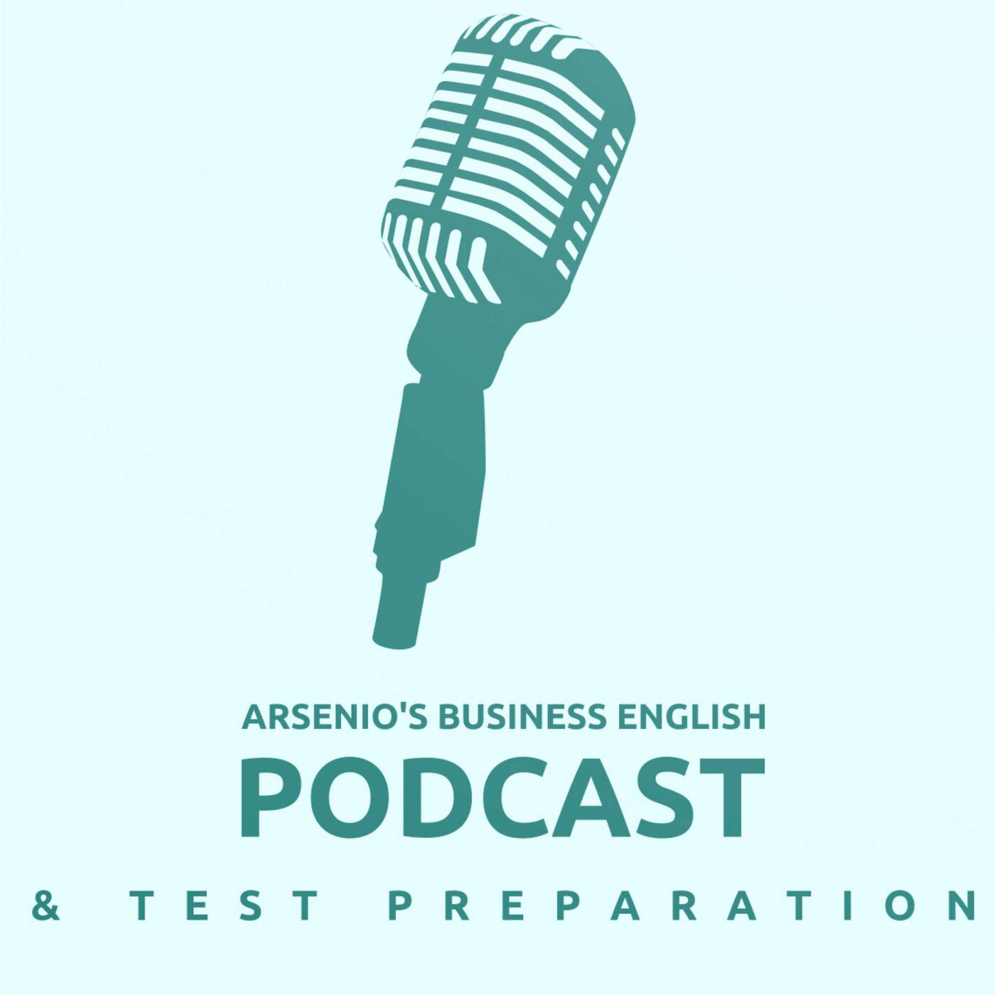 Arsenio's ESL Podcast | Season 5 Episode 172 | Vocabulary Development | Verb and Noun Collocations - Climate Change