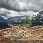 A minería e as súas consecuencias na natureza...