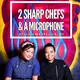 Episode 23 - Saluting Veterans in the Kitchen with Chef Sandra Palomo