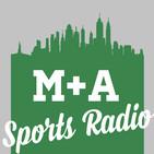 M&A Sports Radio: NBA Playoffs, NFL Draft, Stanley Cup Playoffs, MLB & More (Thrones Talk)