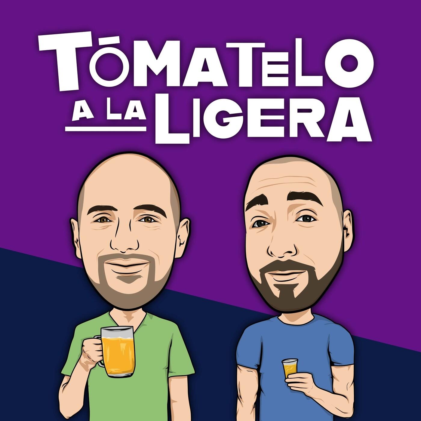 ¿Un trago y dos católicos desvariando en este nuevo podcast? ¿Por qué?