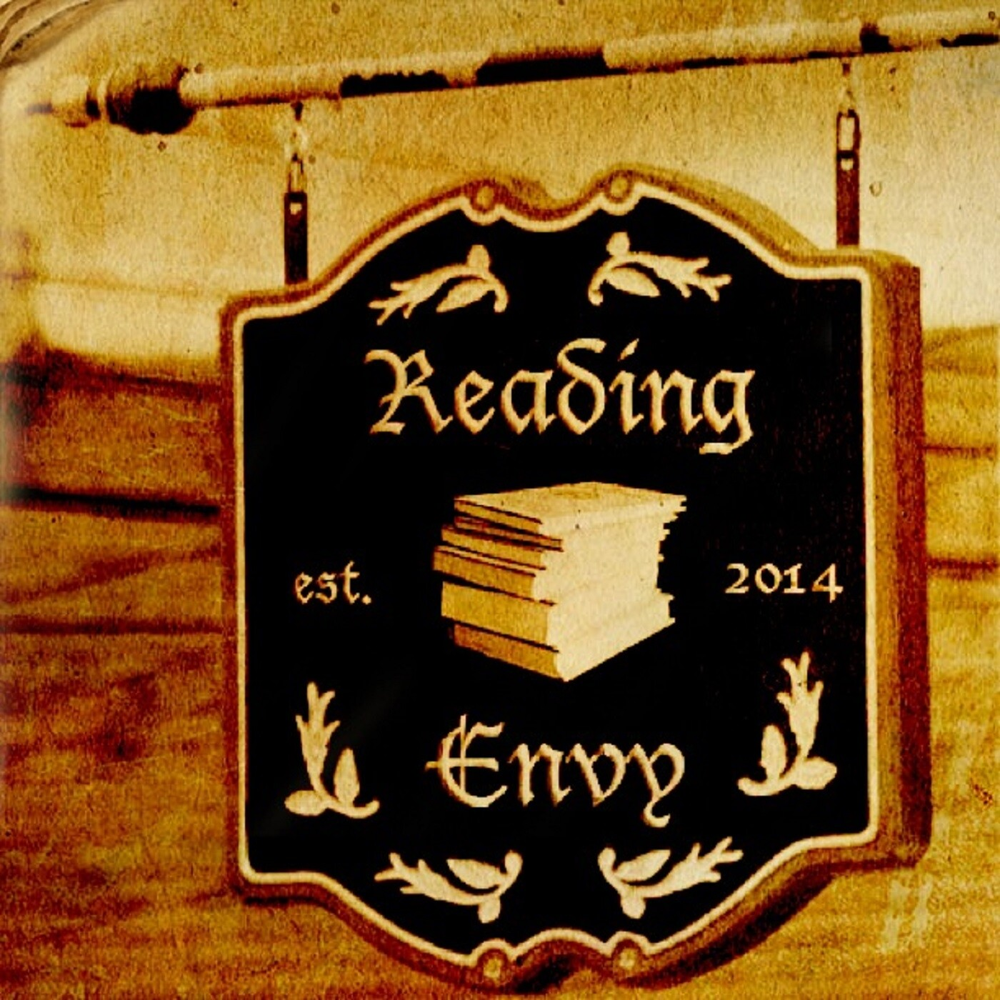 Reading Envy 203: Backlist with Marion Hill
