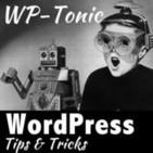 WordPress WP-Tonic - Jonathan Denwood & Bill Conra