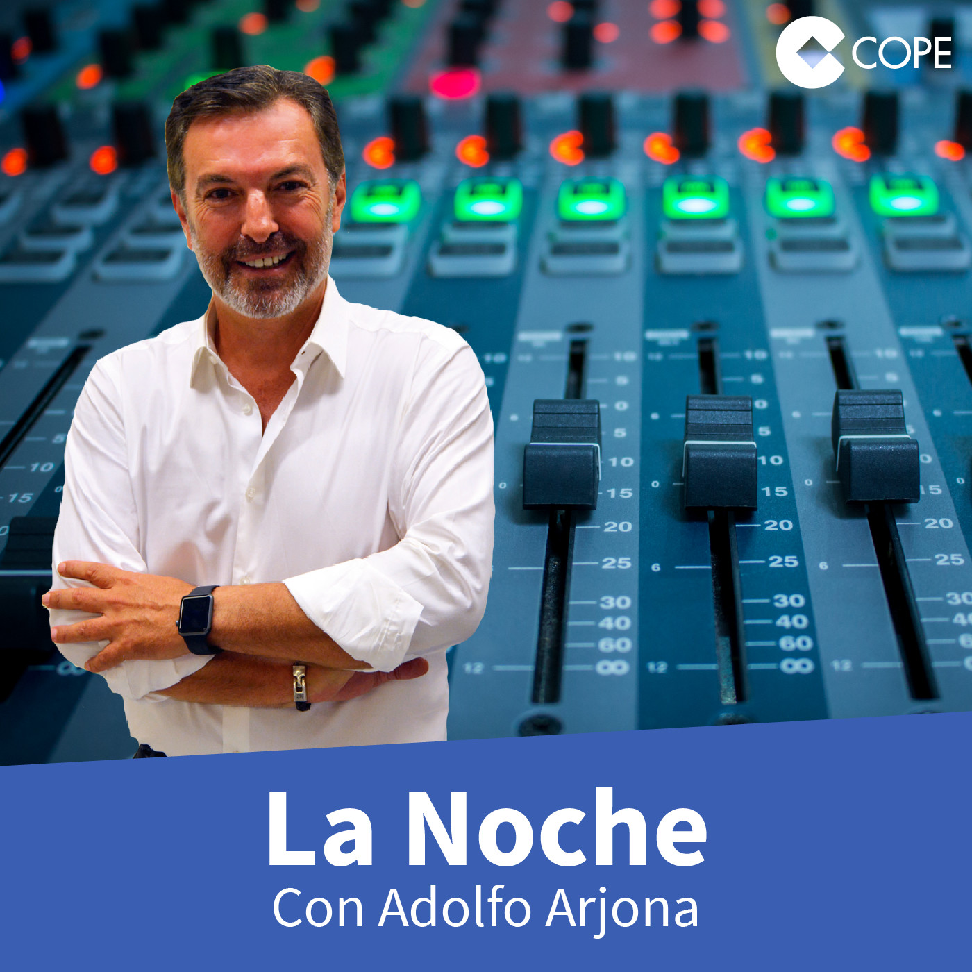 La noche con Adolfo Arjona