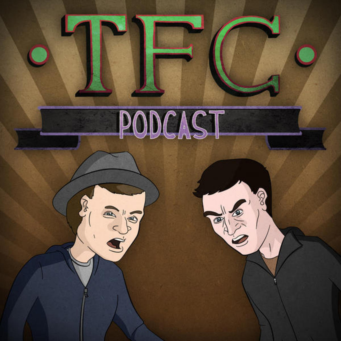 TFC Podcast Episode 2 – Conspiracy Theories