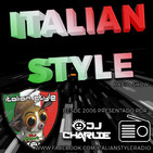 Podcast de ITALIAN STYLE RADIO podcast