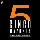 Cinco Razones EP21 - Kelly Saco, the arepa power hitter