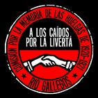 AM Radio Nacional Río Turbio - Entrevista Comisión por la Memoria de las Huelgas de 1920-1921 05-12-2019
