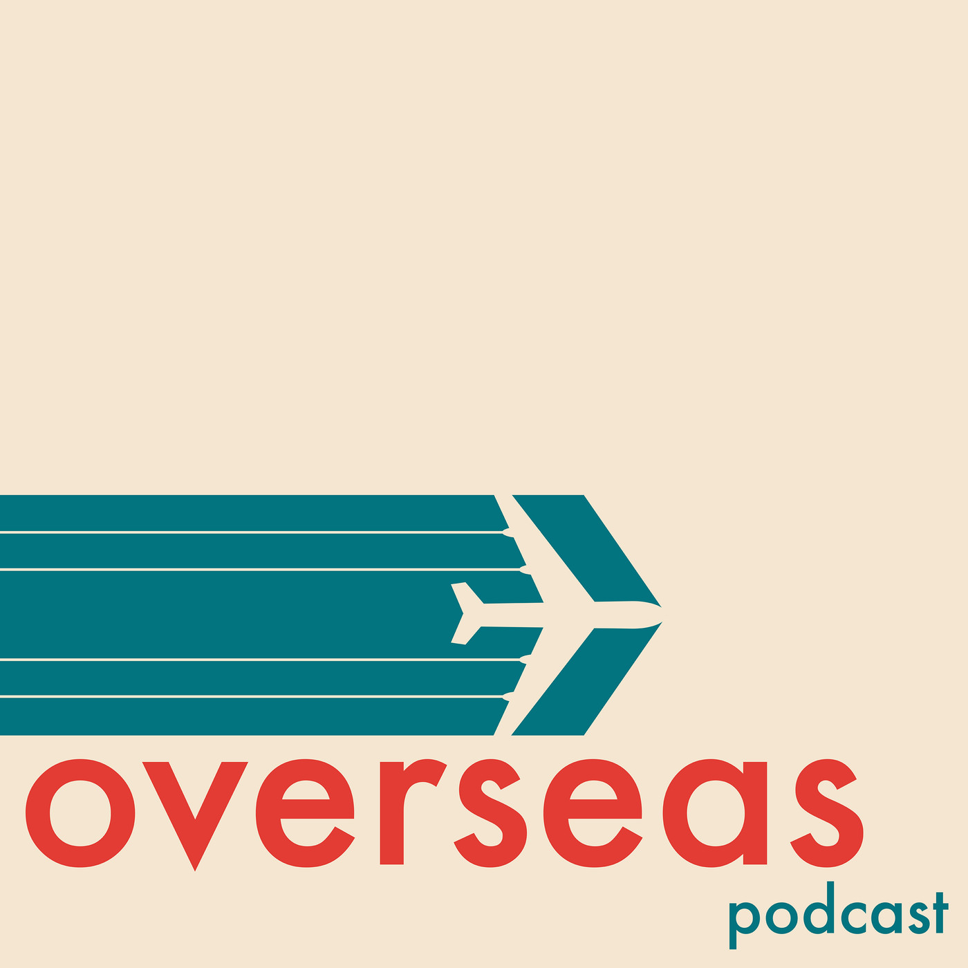 #3 The Overseas Podcast - Conor