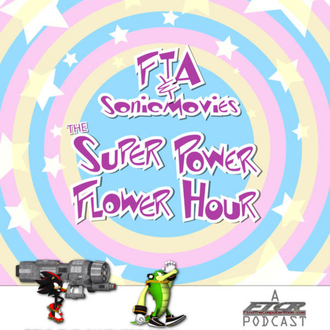 """The Super Power Flower Hour - Season 2, Episode 1 """"In The Hall Of The BumbleKing!"""""""