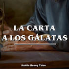 Estudio sobre la carta a los Gálatas